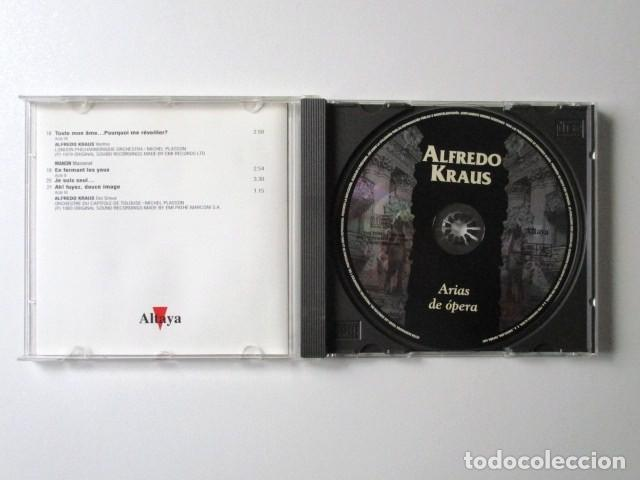 CDs de Música: GRANDES VOCES, LOTE DE TRES CD, MONTSERRAT CABALLÉ, ALFREDO KRAUS Y PLÁCIDO DOMINGO - Foto 4 - 71612543