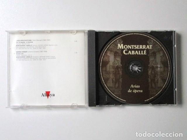 CDs de Música: GRANDES VOCES, LOTE DE TRES CD, MONTSERRAT CABALLÉ, ALFREDO KRAUS Y PLÁCIDO DOMINGO - Foto 5 - 71612543