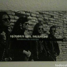 CDs de Música: HÉROES DEL SILENCIO CD EL PAIS CON LIBRITO COLECCINISTA. Lote 71623225