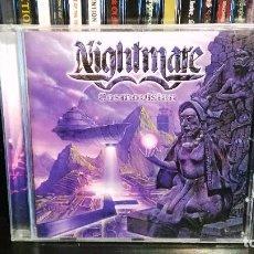 CDs de Música: NIGHTMARE - COSMOVISION. Lote 71667735