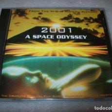 CDs de Música: B.S.O. ORIGINAL * 2001: UNA ODISEA DEL ESPACIO & 2010: ODISEA DOS * (2 CD´S/DOS SCORES CTOS). NUEVA.. Lote 27307976