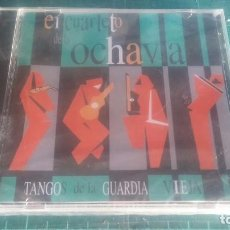 CDs de Música: EL CUARTETO DE LA OCHAVA TANGOS DE LA GUARDIA VIEJA - CD. Lote 71710007