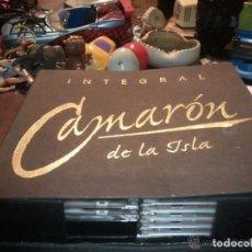 CDs de Música: CAMARON DE LA ISLA . INTEGRAL DESCATALOGADO. Lote 145468782