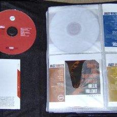 CDs de Música: JAZZ VOICE: THE ART OF VOCAL JAZZ - COLECCIÓN COMPLETA 141 CDS TODOS COMO NUEVOS. Lote 71733795