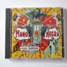 CDs de Música: MANU CHAO, MANO NEGRA, CASA BABYLON, CD EDITADO EN FRANCIA, AÑO 1994. Lote 71735311