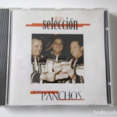 CDs de Música: GRAN SELECCIÓN, LOS PANCHOS, INCLUYE GASTOS DE ENVÍO. Lote 71738243