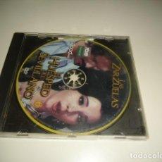 CD de Música: LAS ZARZUELAS EL HUESPED DEL SEVILLANO . Lote 71794851