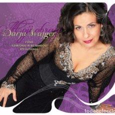 CDs de Música: DARJA SVAJGER - MOJI OBRAZI - V ŽIVO - (CANTANTE ESLOVENA) - CD DIGIPACK. Lote 71827463