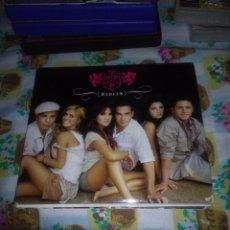 CDs de Música: REBELS. TU AMOR. CD + DVD. + LIBRETO. MB2CD. Lote 71865603
