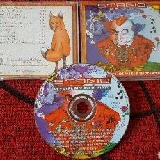 CDs de Música: STADIO DI VOLPI DI VIZZIE DI VIRTU CD ORIGINAL ROCK ITALIANO . Lote 71912195