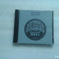 CDs de Música: BARRY WHITES - GREATEST HITS CD. Lote 71939359