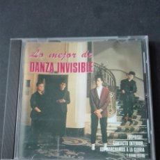 CDs de Música: DANZA INVISIBLE. Lote 72038658