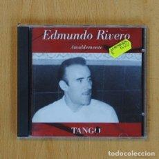 CDs de Música: EDMUNDO RIVERO - AMABLEMENTE - CD. Lote 72041351
