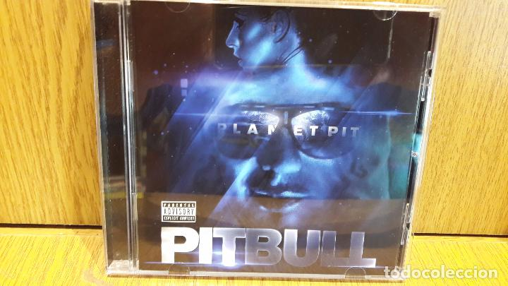 PITBULL. PLANET PIT. INCLUYE DÚOS. CD / POLO GROUNDS MUSIC - 2011 / BUENA CALIDAD. (Música - CD's Hip hop)