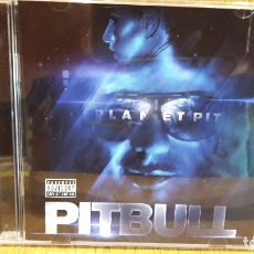 CDs de Música: PITBULL. PLANET PIT. INCLUYE DÚOS. CD / POLO GROUNDS MUSIC - 2011 / BUENA CALIDAD.. Lote 72051263