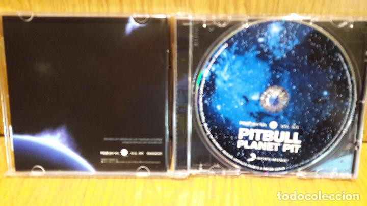 CDs de Música: PITBULL. PLANET PIT. INCLUYE DÚOS. CD / POLO GROUNDS MUSIC - 2011 / BUENA CALIDAD. - Foto 2 - 72051263