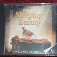CDs de Música: B.S.O. SLEEPING BEAUTY (B.S.O. LA BELLA DURMIENTE) CD 1995 WALT DISNEY. Lote 72066511