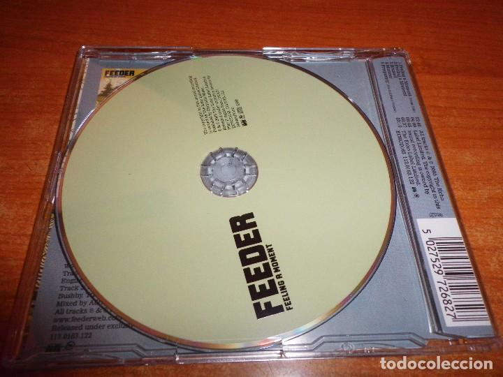 CDs de Música: FEEDER Feeling a moment CD SINGLE 2005 PORTADA DE PLASTICO CONTIENE 5 TEMAS - Foto 2 - 72072111