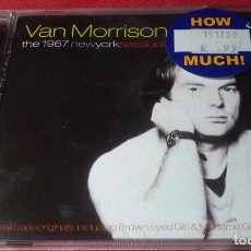 CDs de Música: VAN MORRISON .THE 1967 NEW YORK SESSIONS. CD AÑO 1999. Lote 72077739