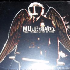 CDs de Música: MULETRAIN - WORST IS YET TO COME - CD- PUNK ROCK AND ROLL PUNKHARDCORE. Lote 72140511