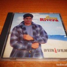 CDs de Música: JERRY RIVERA LO NUEVO & LO MEJOR CD ALBUM DEL AÑO 1994 ESPAÑA CONTIENE 12 TEMAS. Lote 72154707