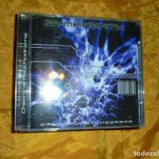 CDs de Música: SYMAWRATH. CHEMICAL PSYCHODRAMA. CD. ABSTRACT EMOTION 2002. Lote 72157291