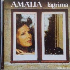 CDs de Música: AMALIA RODRIGUES, LÁGRIMA. CD. Lote 242937360