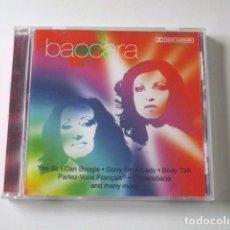 CDs de Música: BACCARA, YES SIR I CAN BOOGIE, SORRY I´M A LADY, COPACABANA, BODY TALK, PARLEZ-VOUZ FRANÇAIS?. Lote 72240379