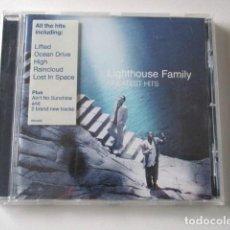 CDs de Música: LIGHTHOUSE FAMILY, GREATEST HITS, EL PRECIO INCLUYE LOS GASTOS DE ENVÍO. Lote 72242031