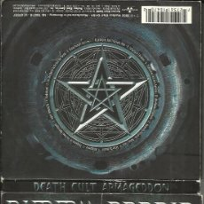 CDs de Música: DIMMU BORGIR CD DEATH CULT ARMAGEDDON .2003. Lote 72260019