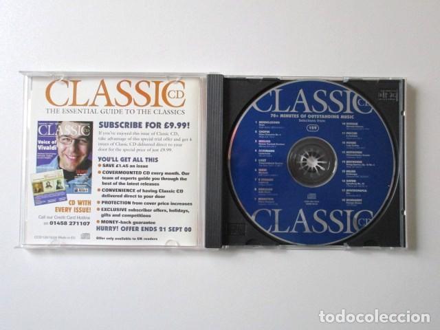 CDs de Música: THE BEST MUSIC OF THE EARLY ROMANTIC ERA, LA MEJOR MÚSICA DE LA ERA ROMÁNTICA TEMPRANA, AÑO 2000 - Foto 2 - 72313043