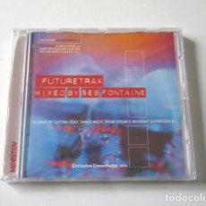 CDs de Música: FUTURETRAX MISEC BY SEB FONTAINE, MINISTRY, CD HOUSE, BREAKBEAT, UK GARAGE, AÑO 2000. Lote 72322059