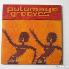 CDs de Música: PUTUMAYO GROOVES, ELECTRONIC MUSIC, HIP HOP, LATIN POP, CD EDITADO EN REINO UNIDO, AÑO 2003. Lote 72406197