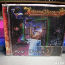 CDs de Música: INFERNAL DREAMS - AND I DREAMS... - CD 1999 - GUARDIANS OF METAL - MELODIC DEATH METAL COMO NUEVO¡¡. Lote 72334631