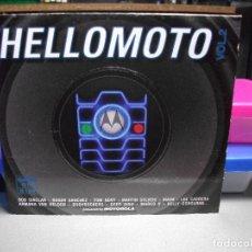 CDs de Música: HELLOMOTO VOLUMEN 2 - CD + DVD DIGIPACK COMO NUEVO ¡¡¡ PEPETO. Lote 72335191