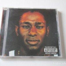 CDs de Música: MOS DEF, BLACK ON BOTH SIDES, RAWKUS, CD EDITADO EN USA, AÑO 1999. Lote 72335487