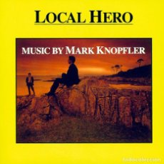CDs de Música: MARK KNOPFLER - LOCAL HERO. Lote 72206133
