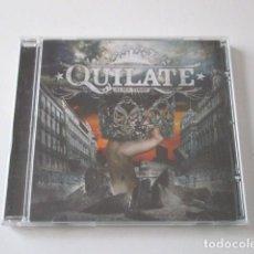 CDs de Música: QUILATE, ALMA LIBRE, MUY BUEN ESTADO, CD DEL AÑO 2008, RAP, HIP HOP. Lote 72336039