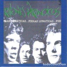 CDs de Música: CD RATONES PARANOICOS - FIERAS LUNATICAS ( ARGENTINA ROCK ). Lote 72339771