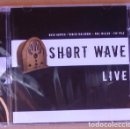 CDs de Música: SHORT WAVE - LIVE (CD VOICEPRNT) HUGH HOPPER - PHIL MILLER - DIDIER MALHERBE - PIP PYLE - PRECINTADO. Lote 72394359