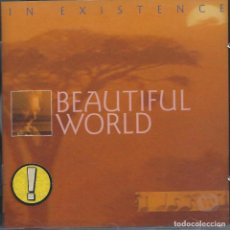 CDs de Música: BEAUTIFUL WORLD - IN EXISTENCE - PHIL SAWYER V. Lote 72402023