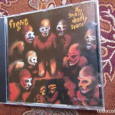 CDs de Música: FIGHT- CD - TITULO A SMALL DEADLY SPACE- CON 10 TEMAS- ORIGINAL DEL 95- N U E V O. Lote 72403191