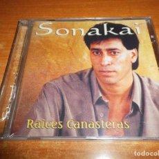 CDs de Música: SONAKAI RAICES CANASTERAS CD ALBUM PRECINTADO CONTIENE 11 TEMAS. Lote 72406103
