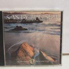 CDs de Música: SAX BY THE SEA - NATURE´S HARMONY - 1996 - CMC ENTERTAINMENT - DENMARK - NM+/NM+. Lote 72407103