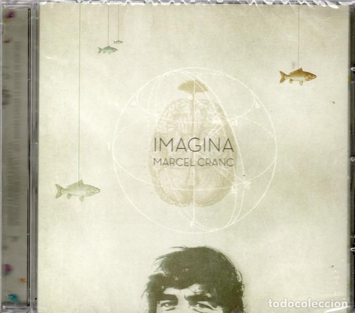 MARCEL CRANC - IMAGINA (Música - CD's Pop)