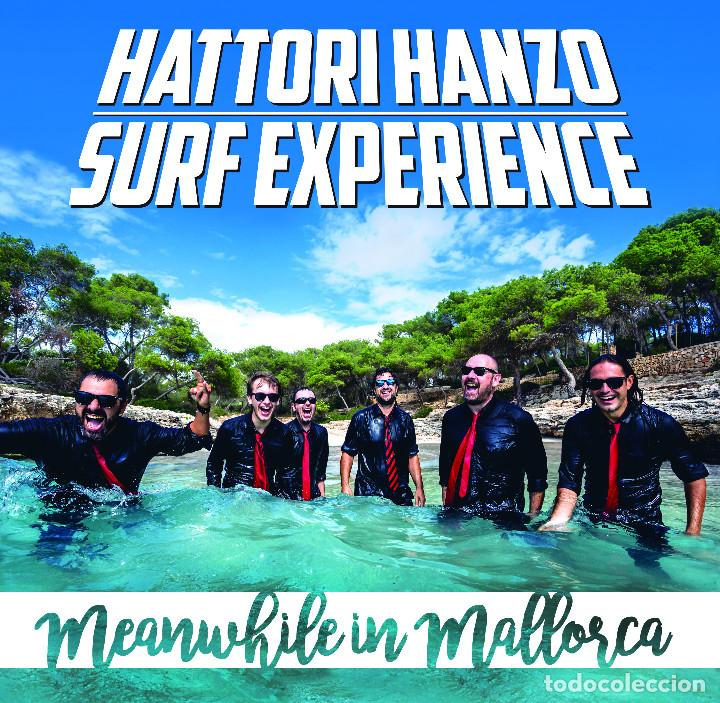 HATTORI HANZO SURF EXPERIENCE - MEANWHILE IN MALLORCA (Música - CD's Rock)
