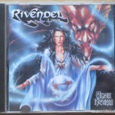 CDs de Música: RIVENDEL LORDS - ALMA NEGRA - 2002 - CD. Lote 72686771
