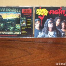 CDs de Música: NAKED TRUDTH - FIGHT - CD . Lote 72759387