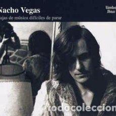 Nacho Vegas - Cajas De Música Difíciles De Parar (LS 007 4 2CD, Digipack, 2011)
