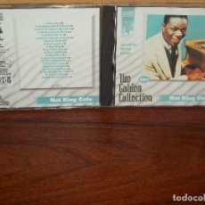 CDs de Música: NAT KING COLE - THE GOLDEN COLLECTION - CD . Lote 72762027
